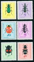 1411-1416 postfrisch (DDR)