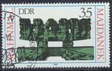 DDR 2538  philat. Stempel