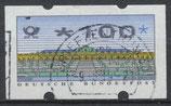 2.2.3 - 100 gestempelt (BRD-ATM)
