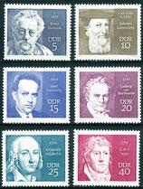 DDR 1534-1539 postfrisch