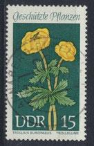 DDR 1458 gestempelt