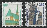 BRD 1406-1407 gestempelt (2)