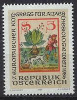 AT 1858 postfrisch