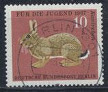 BERL 299 gestempelt