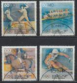 BRD 1592-1595 gestempelt