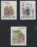 LIE 899-901 postfrisch