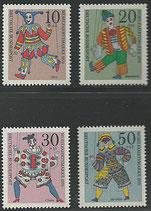 650-653  postfrisch  (BRD)