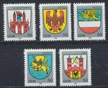DDR 2934-2938 postfrisch