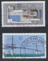 BRD 1321-1322 gestempelt