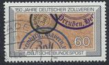 BRD 1195 gestempelt (1)