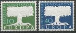 268-269   postfrisch  (BRD)