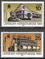 2539-2540 postfrisch (DDR)