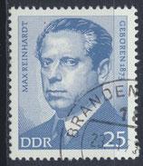 DDR 1818  philat. Stempel