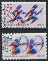 BERL 596-597 gestempelt