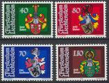 793-796 postfrisch (LIE)