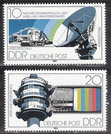 2490-2491 postfrisch (DDR)