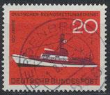 BRD 478 gestempelt