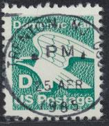 1722 A gestempelt (USA)
