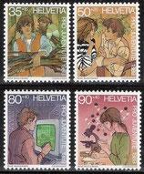 1405-1408 postfrisch (CH)