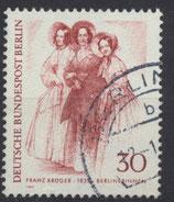 BERL  336 gestempelt
