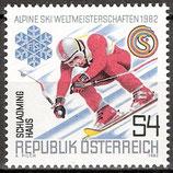 1695 postfrisch (AT)