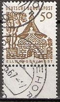 458 gestempelt Unterrand (BRD)