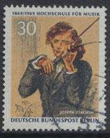 BERL 347 gestempelt