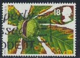GB 1463  gestempelt