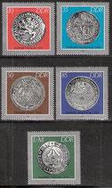 3040-3044 postfrisch (DDR)
