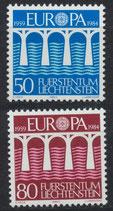 837-838 postfrisch (LIE)