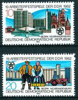 2706-2707 postfrisch (DDR)