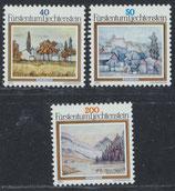 821-823 postfrisch (LIE)