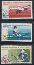 DDR 1372-1374 gestempelt (2)