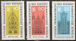 947-949 postfrisch (DDR)