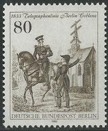 693  postfrisch   (BERL)