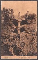 691..   (W-6900)   Heidelberg   -Der gesprengte Turm-    (PK-00455)