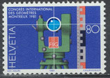CH 1194 postfrisch