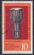 DDR 1708 gestempelt