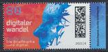 BRD 3590 postfrisch mit Bogenrand rechts