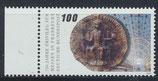 BRD 1452 postfrisch mit Bogenrand links