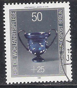 BERL 765 gestempelt