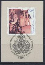 BRD 1895 mit Ersttagssonderstempel