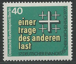 548  postfrisch  (BERL)