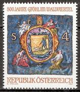 1706 postfrisch (AT)