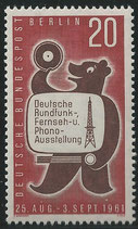 217  postfrisch  (BERL)