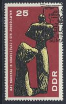 DDR 1311 philat. Stempel (1)
