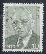DDR 1907 gestempelt