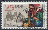 DDR 2718 philat. Stempel