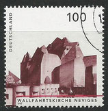 BRD 1908  gestempelt