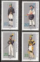 2318-2321 postfrisch (DDR)